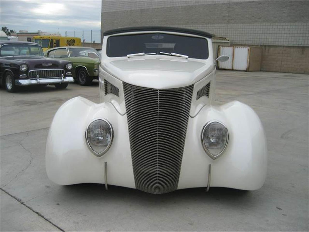 Large Picture of '37 Convertible - F1E6