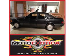 Picture of 1992 Mercedes-Benz 190E located in Missouri Auction Vehicle - F1FI