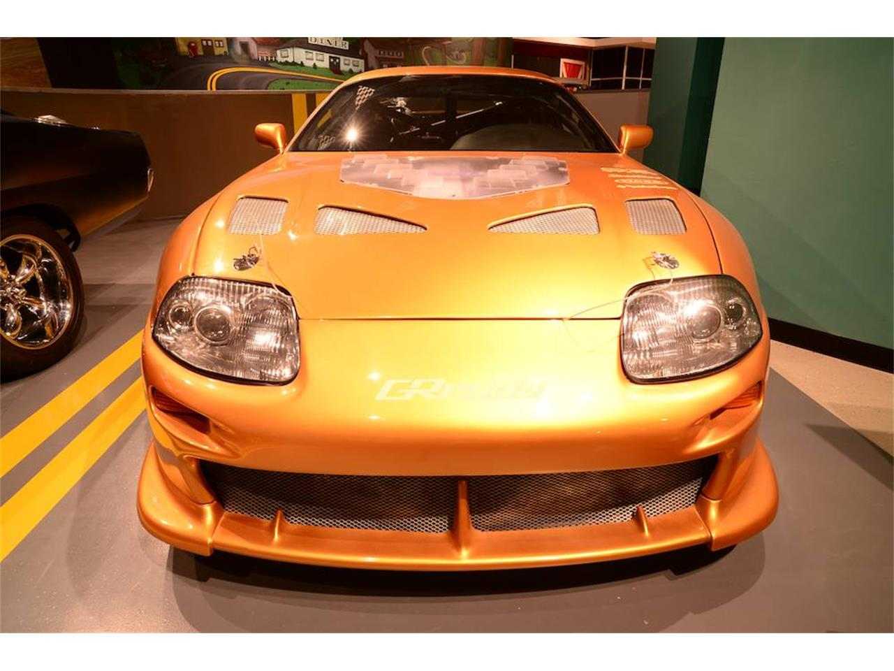 Large Picture of '95 Supra - F1FJ