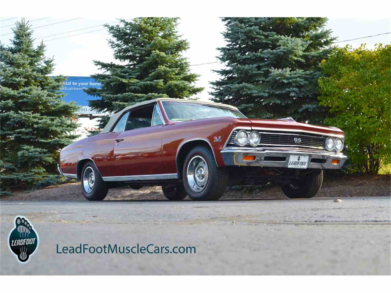 Large Picture of '66 Chevelle SS - F1HJ