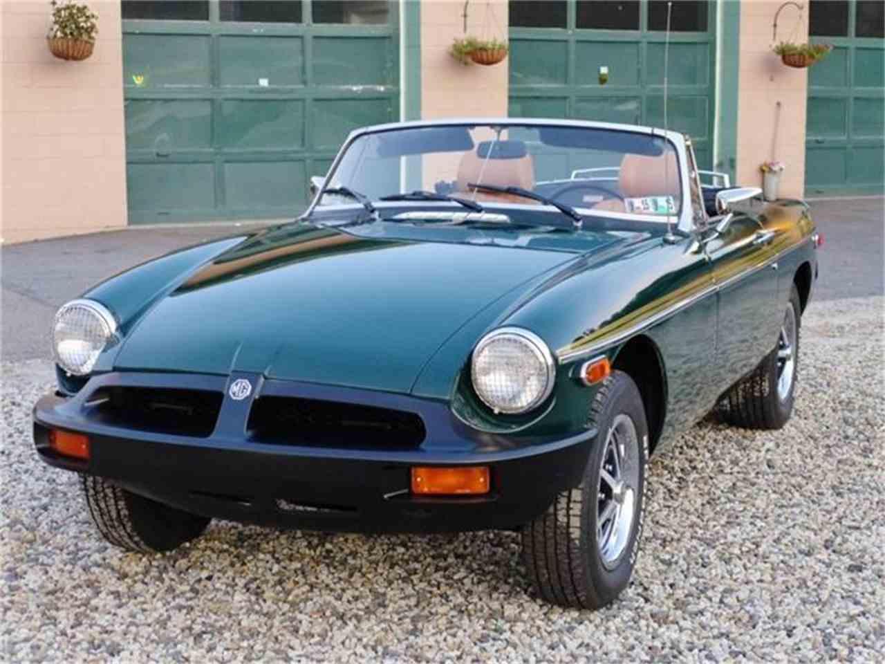 1979 MG MGB for Sale   ClassicCars.com   CC-701843