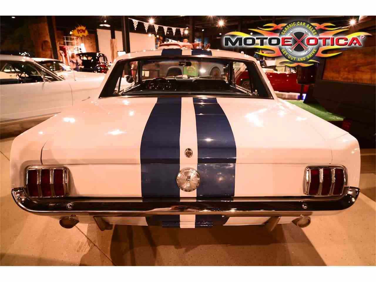 Large Picture of '66 Mustang GT350 - F1NJ