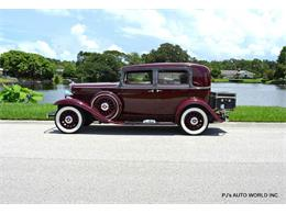Picture of Classic 1933 Nash Big Six - $42,900.00 Offered by PJ's Auto World - F0A2