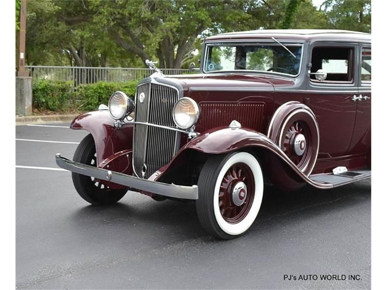 Large Picture of Classic '33 Big Six Offered by PJ's Auto World - F0A2