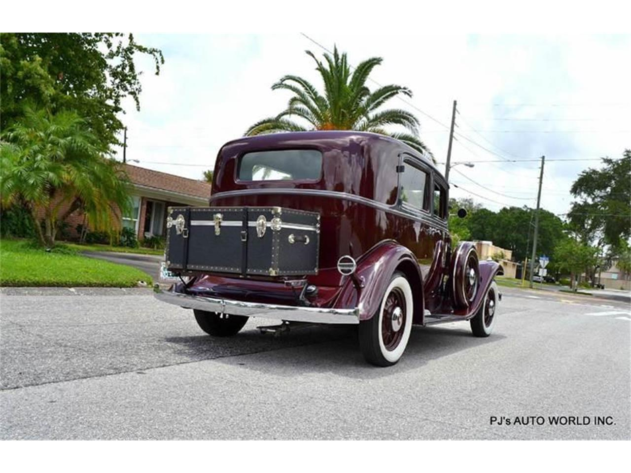 Large Picture of 1933 Big Six Offered by PJ's Auto World - F0A2