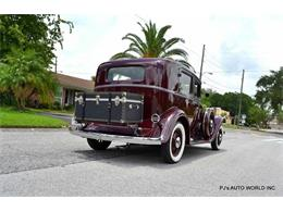 Picture of Classic '33 Nash Big Six located in Clearwater Florida - $42,900.00 Offered by PJ's Auto World - F0A2