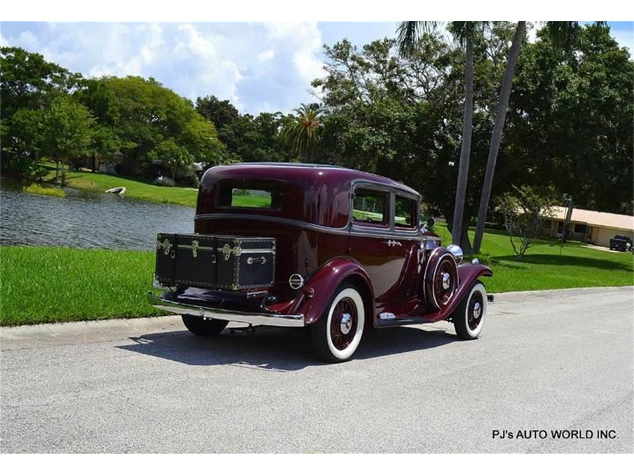 Large Picture of '33 Nash Big Six located in Florida - $42,900.00 - F0A2