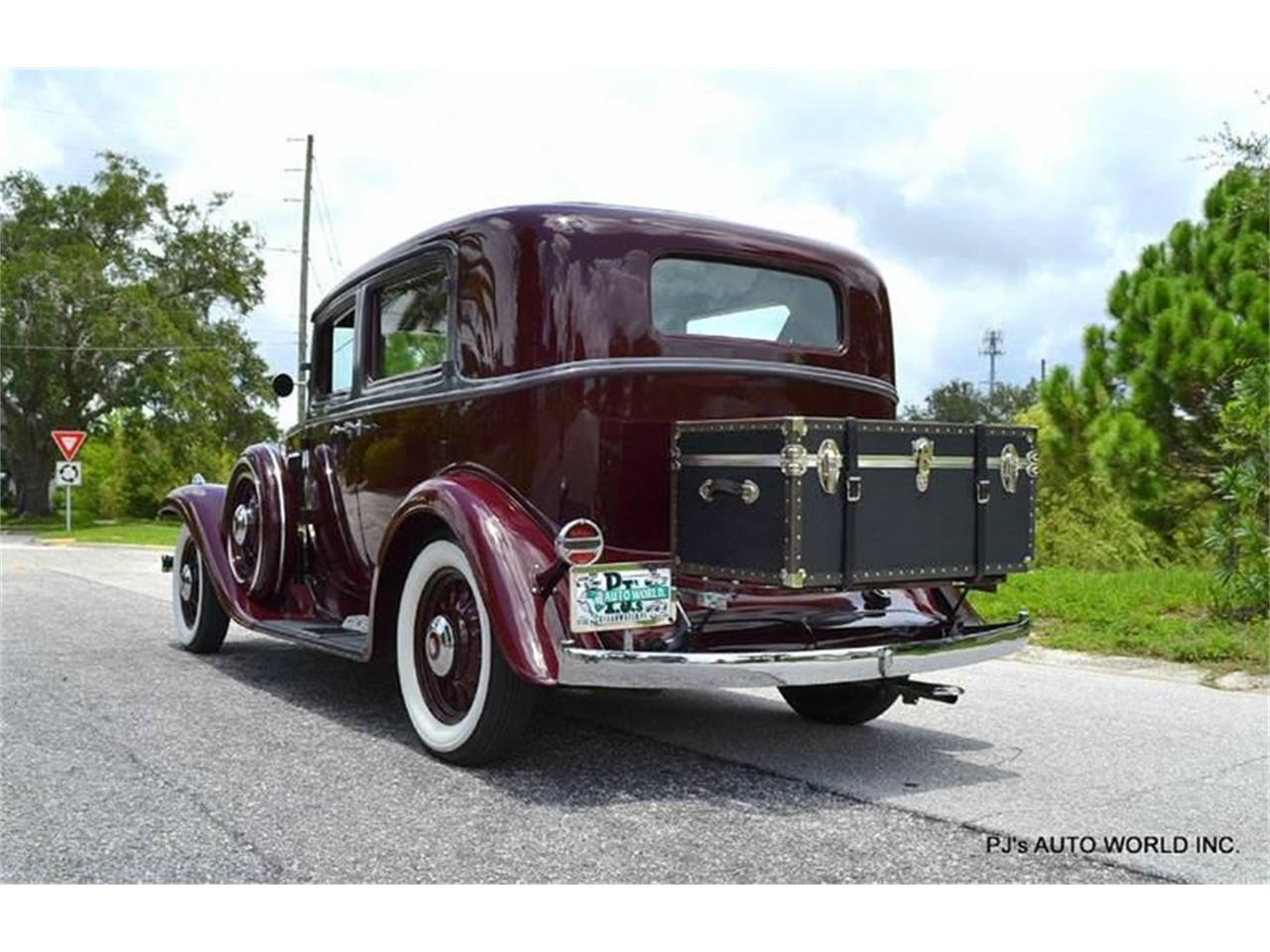 Large Picture of 1933 Big Six located in Clearwater Florida Offered by PJ's Auto World - F0A2