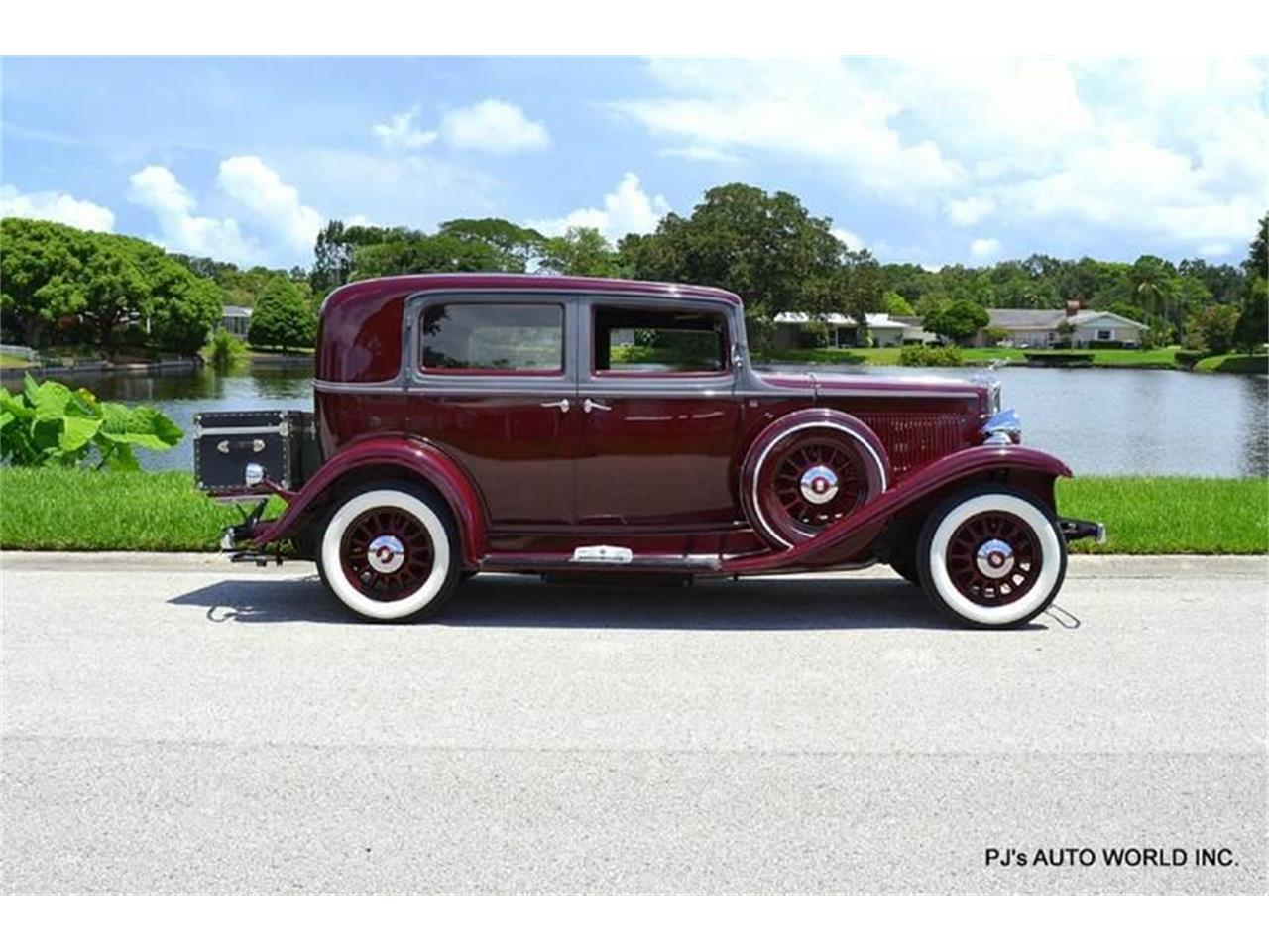 Large Picture of 1933 Nash Big Six - F0A2