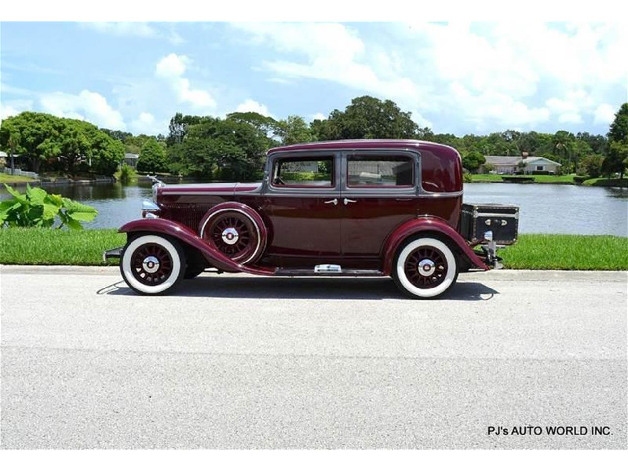 Large Picture of Classic '33 Nash Big Six located in Clearwater Florida - F0A2