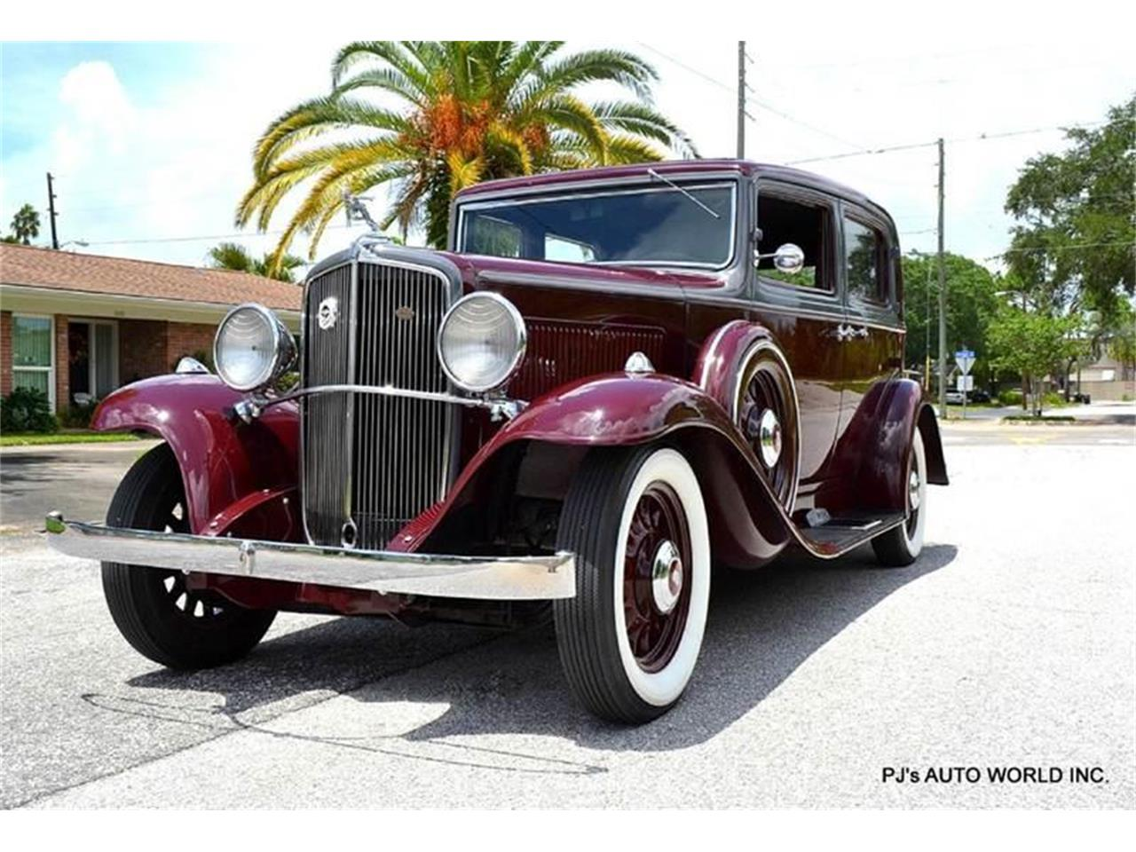 Large Picture of '33 Big Six located in Clearwater Florida Offered by PJ's Auto World - F0A2
