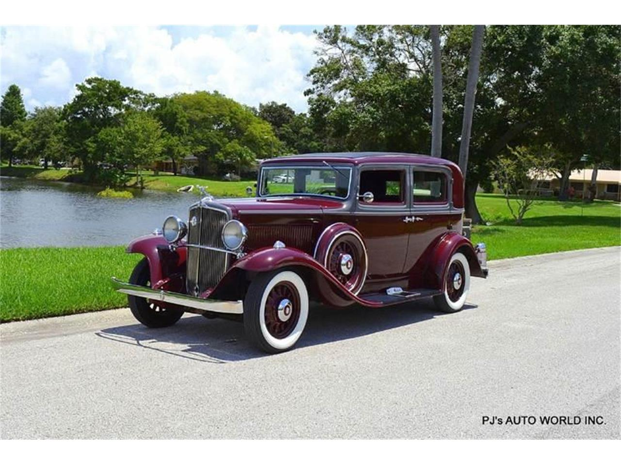 Large Picture of '33 Nash Big Six - $42,900.00 Offered by PJ's Auto World - F0A2