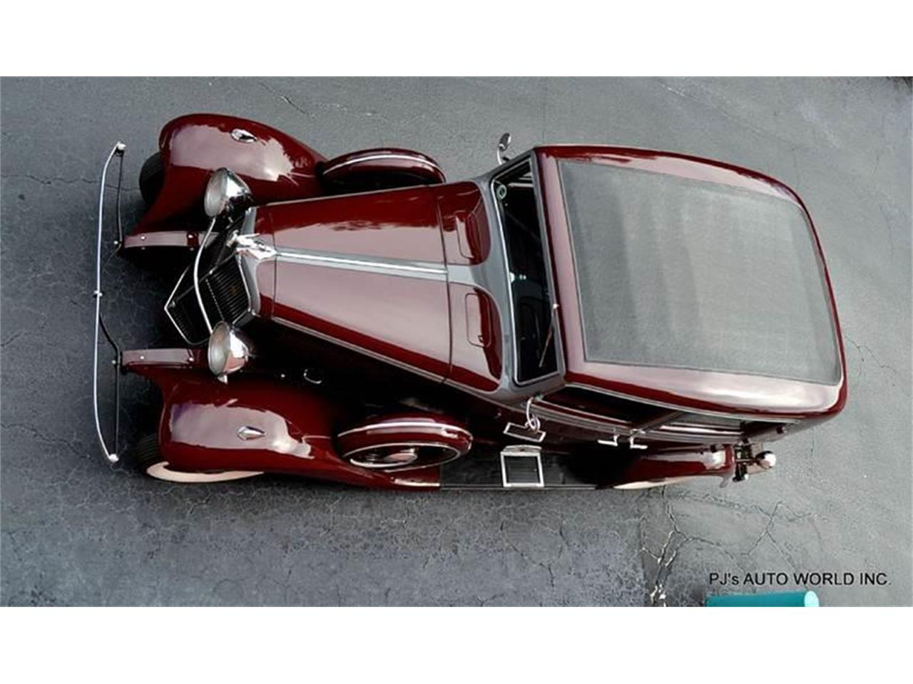 Large Picture of Classic 1933 Nash Big Six located in Clearwater Florida - F0A2