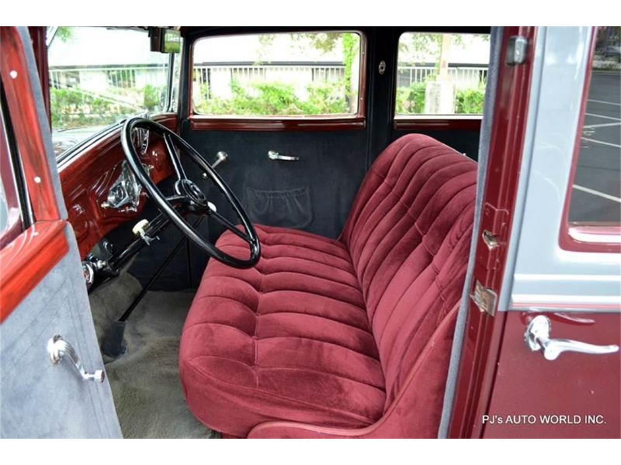 Large Picture of 1933 Nash Big Six - $42,900.00 - F0A2