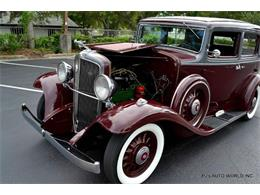 Picture of Classic 1933 Nash Big Six Offered by PJ's Auto World - F0A2