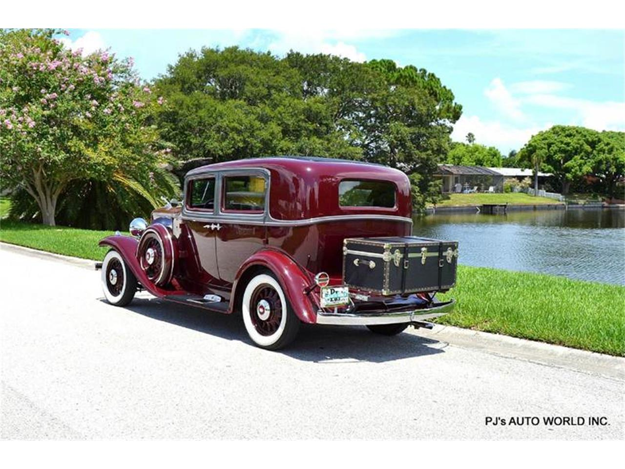 Large Picture of 1933 Nash Big Six located in Clearwater Florida Offered by PJ's Auto World - F0A2