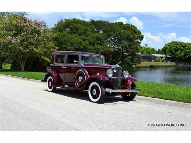 Picture of Classic 1933 Big Six located in Florida Offered by  - F0A2