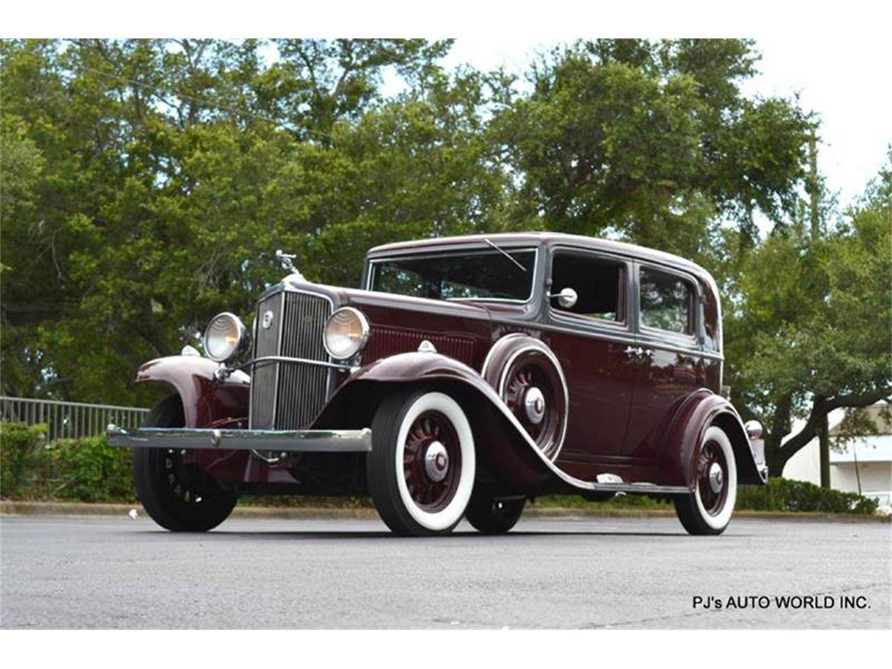 Large Picture of Classic 1933 Nash Big Six - $42,900.00 - F0A2