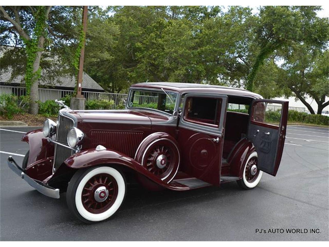 Large Picture of '33 Nash Big Six - $42,900.00 - F0A2