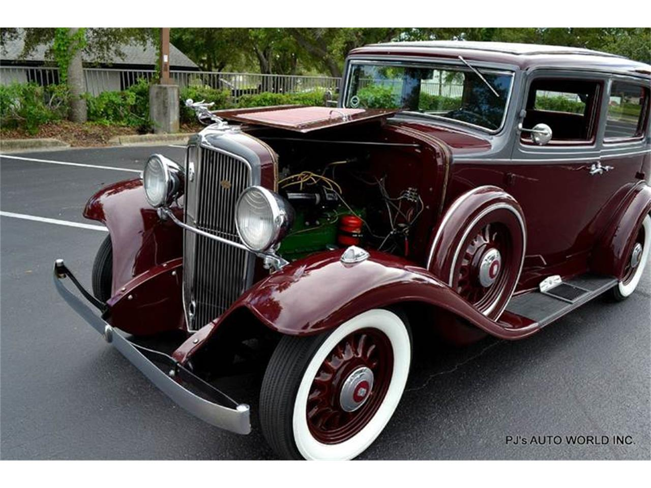 Large Picture of '33 Nash Big Six Offered by PJ's Auto World - F0A2