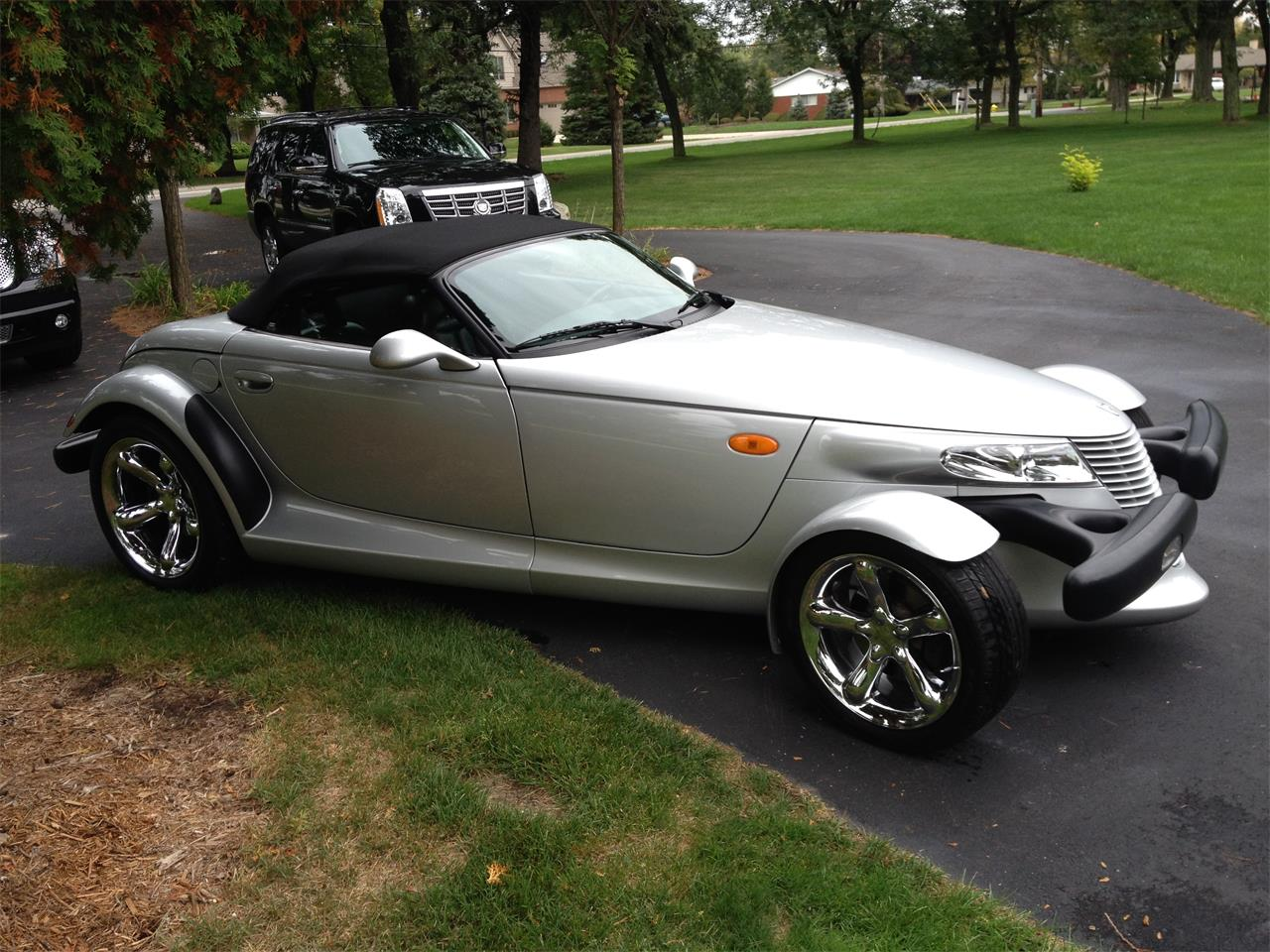 Large Picture of 2000 Plymouth Prowler located in Michigan Offered by a Private Seller - F0A7