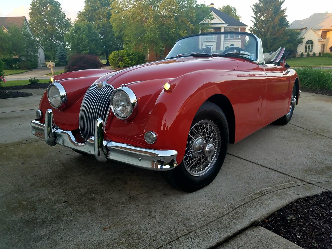 Large Picture of '60 XK150 - F052