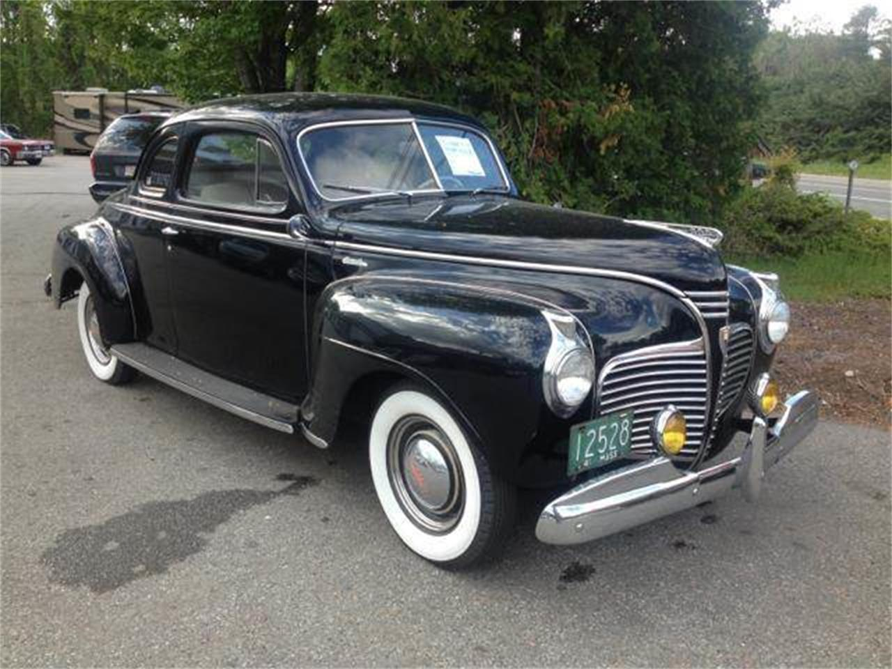 1941 Plymouth Deluxe For Sale Cc 702248 Special Coupe Large Picture Of 41 F1uw