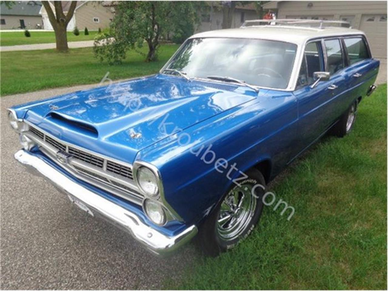 Large Picture of '67 Fairlane - F1VU