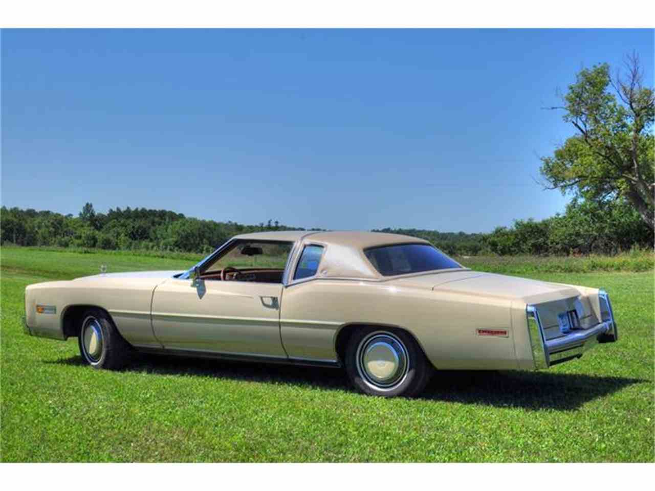 Large Picture of '78 Eldorado - F1VV