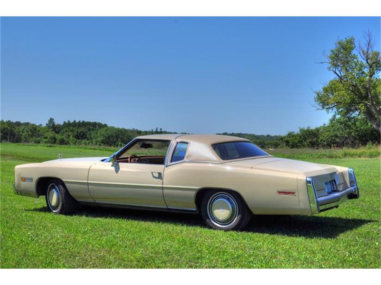 Large Picture of 1978 Eldorado located in Minnesota - $8,500.00 Offered by Hooked On Classics - F1VV