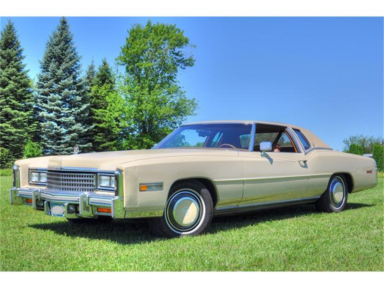 Large Picture of 1978 Cadillac Eldorado located in Watertown Minnesota Offered by Hooked On Classics - F1VV