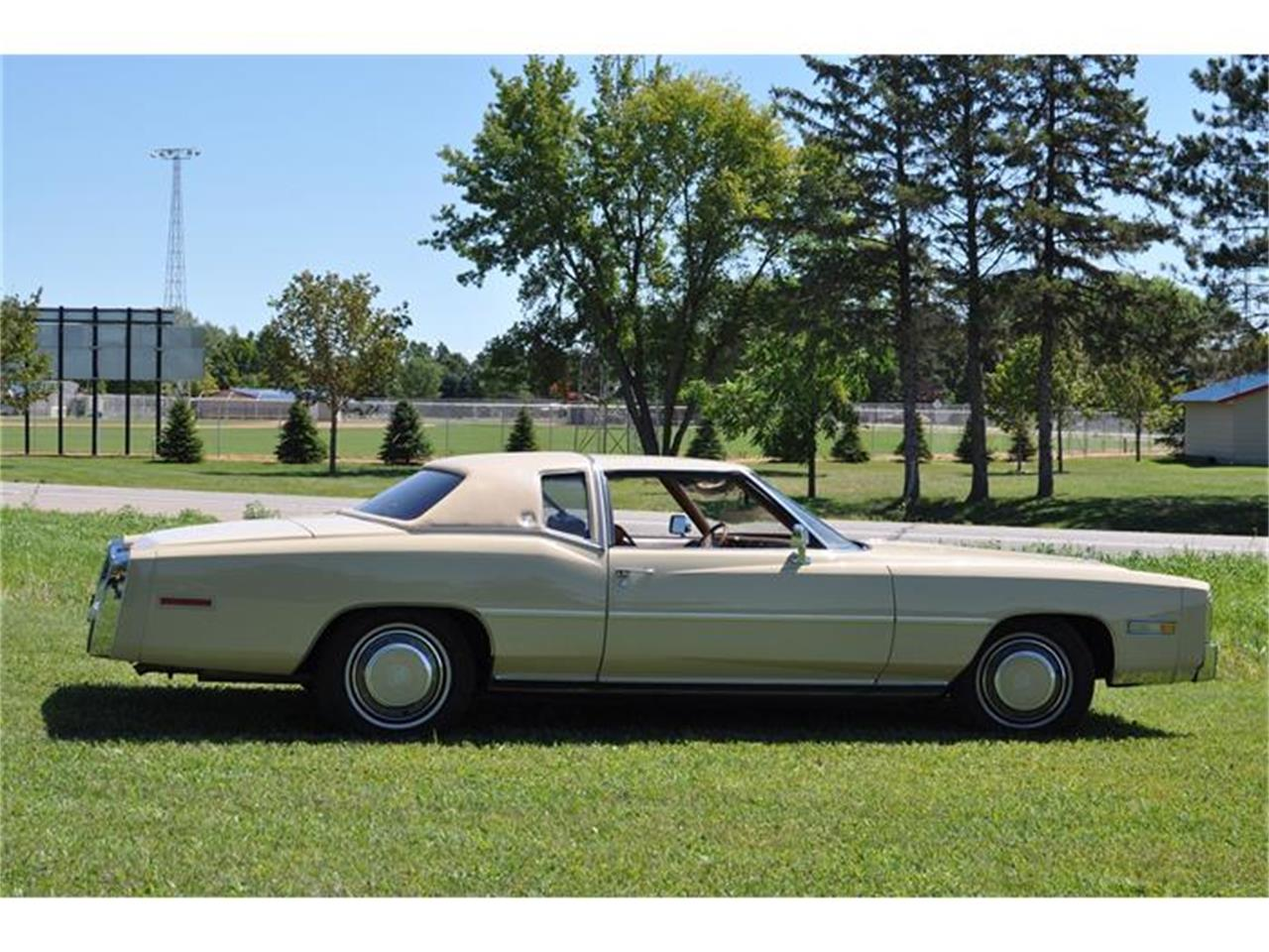 Large Picture of 1978 Cadillac Eldorado located in Minnesota Offered by Hooked On Classics - F1VV