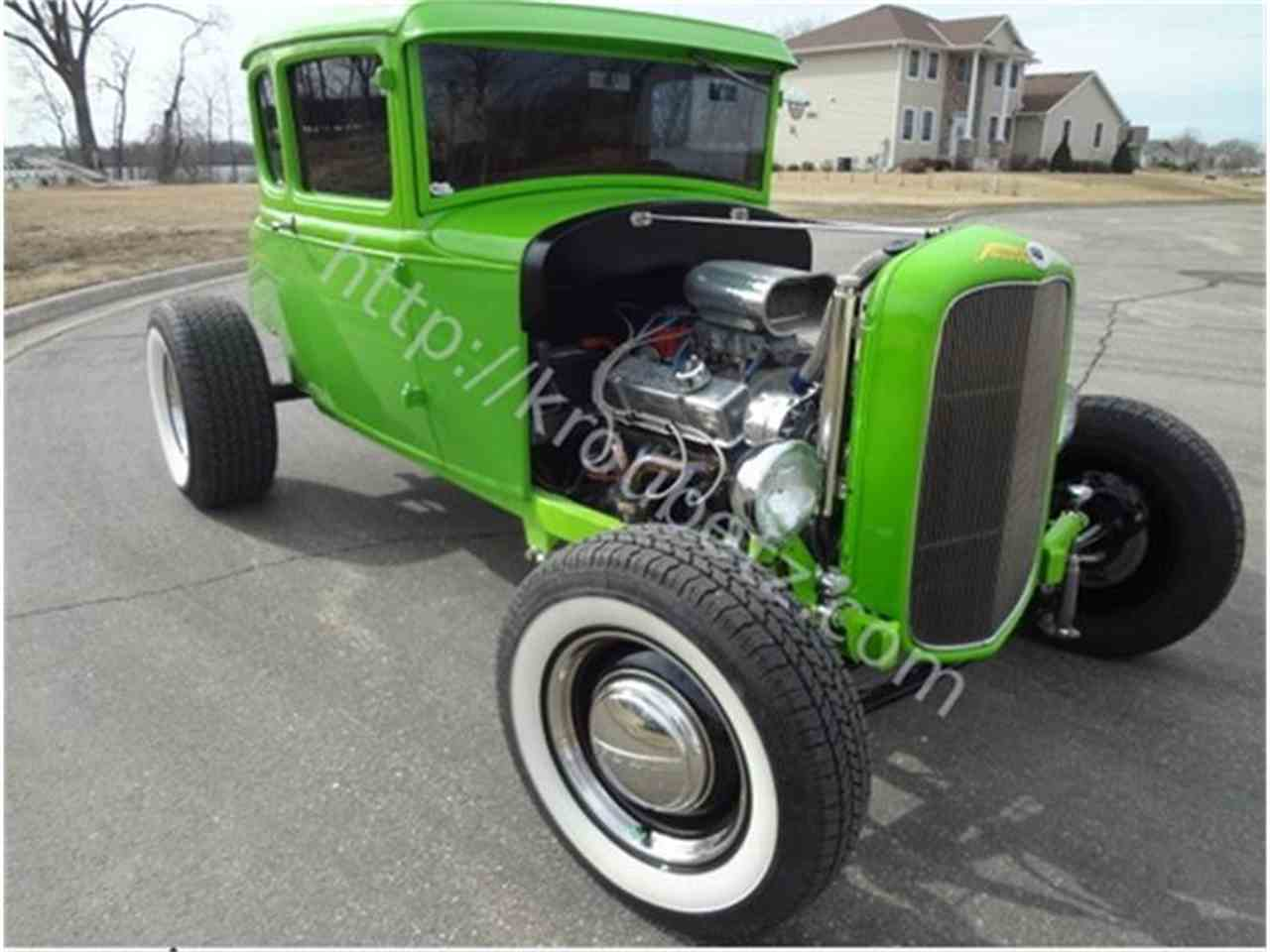 Large Picture of '31 Model A - F1VX