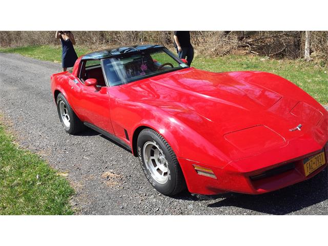Picture of 1981 Chevrolet Corvette - $13,000.00 Offered by a Private Seller - F1WF