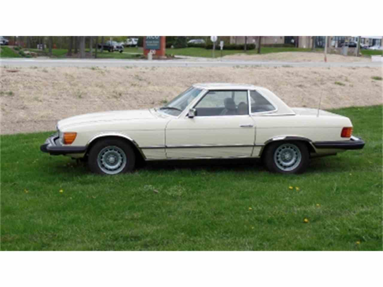 Large Picture of '78 450SL - F1XF