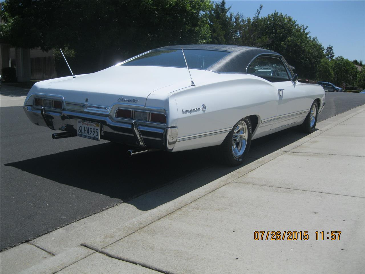 Large Picture of Classic '67 Impala located in San Luis Obispo California - $29,000.00 - F1YH