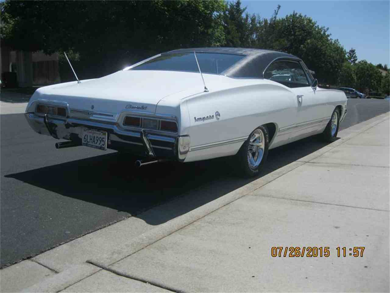 Large Picture of '67 Impala - F1YH