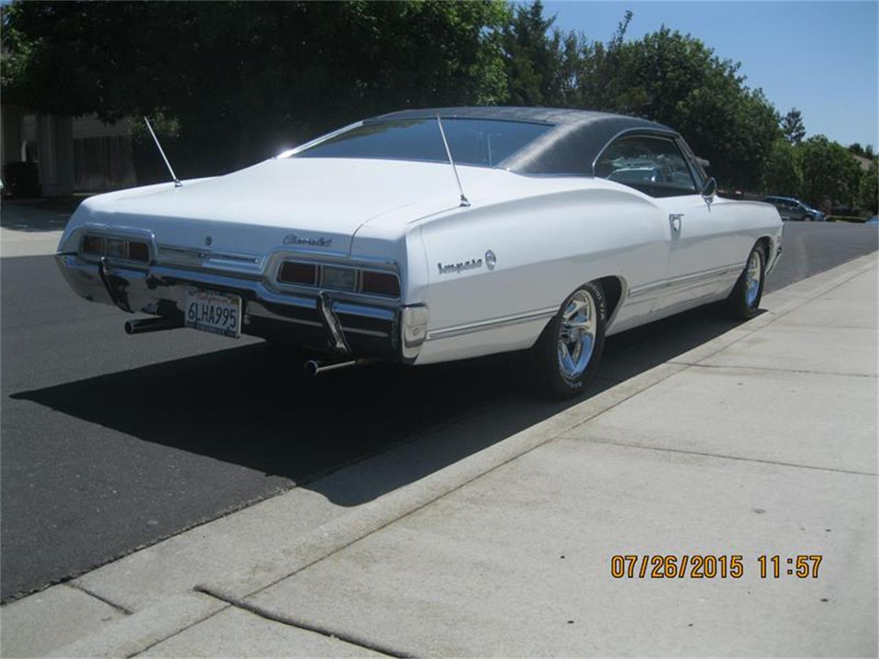Large Picture of 1967 Chevrolet Impala - F1YH