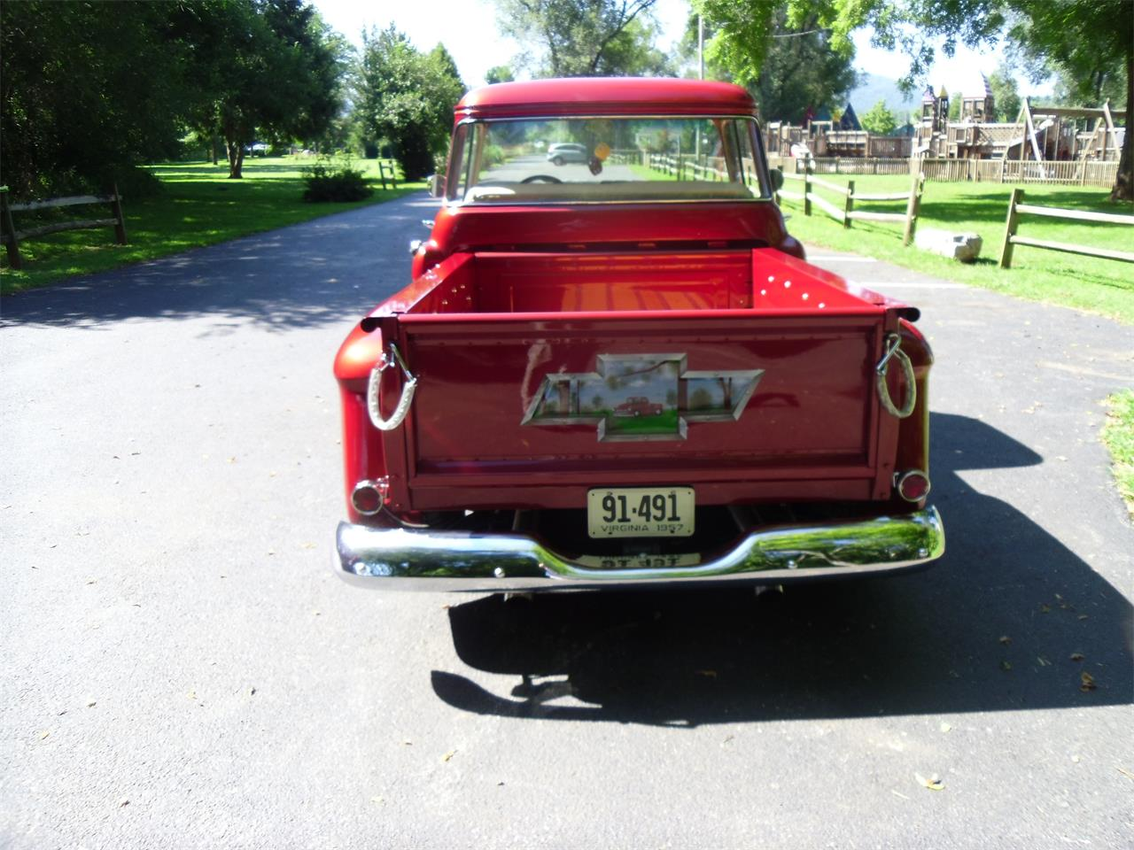 Large Picture of '57 Chevrolet 3100 located in Virginia - F250