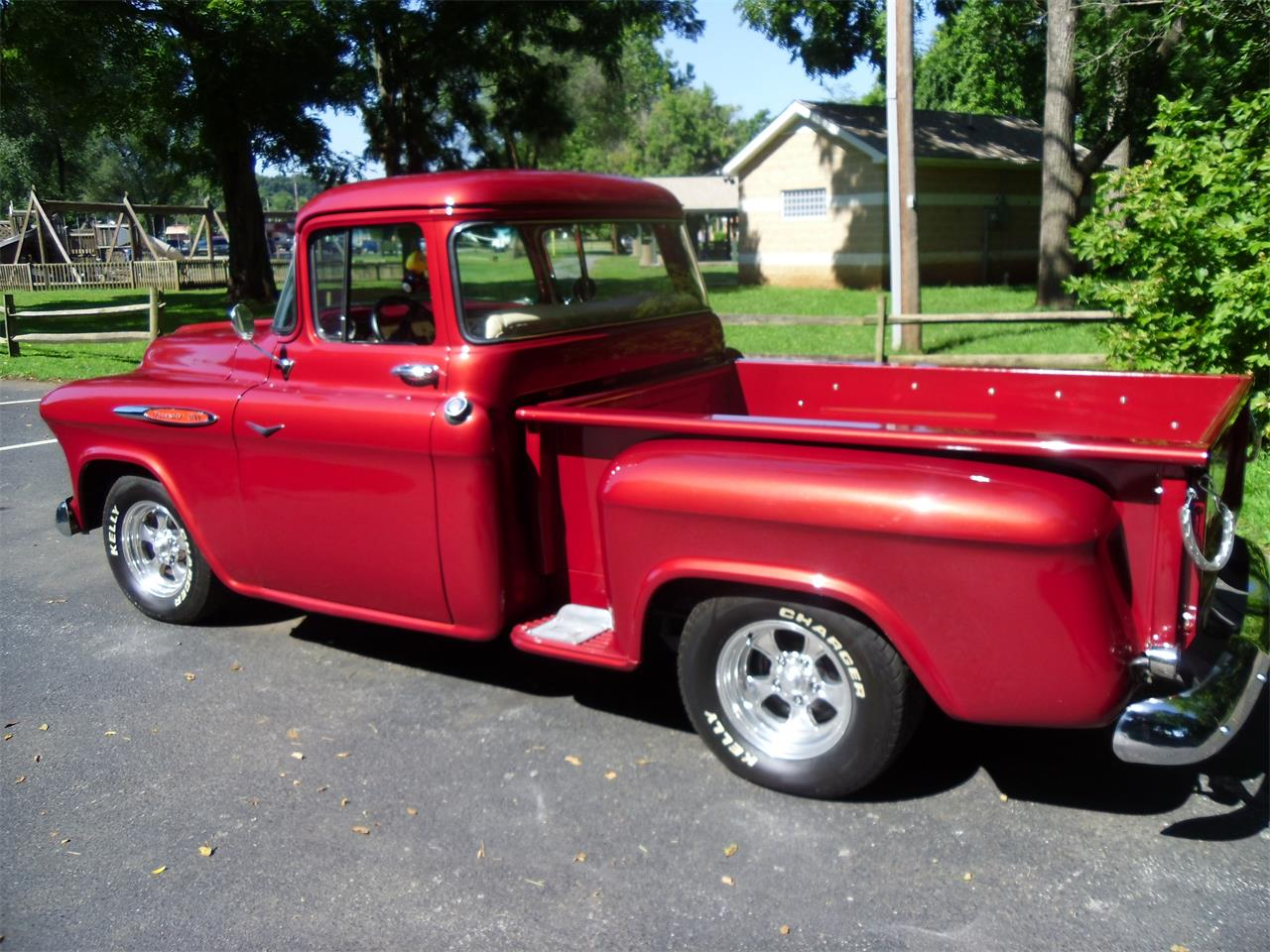 Large Picture of Classic '57 Chevrolet 3100 located in Virginia - $50,000.00 - F250