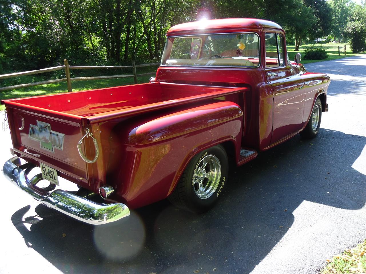 Large Picture of Classic 1957 Chevrolet 3100 - $50,000.00 - F250