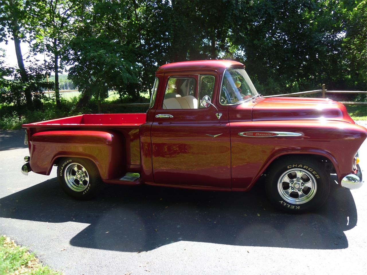 Large Picture of Classic '57 Chevrolet 3100 - $50,000.00 - F250