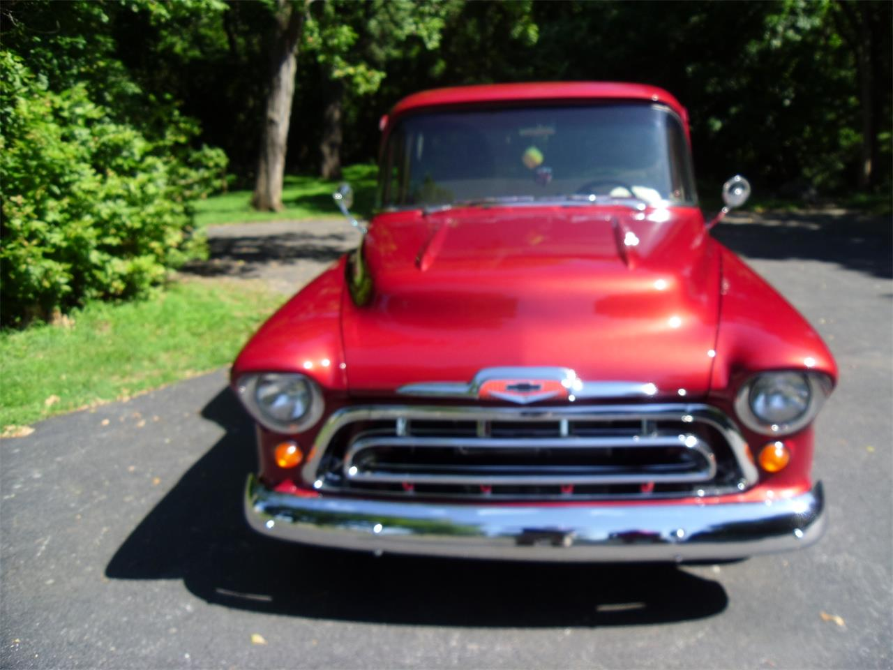Large Picture of Classic 1957 Chevrolet 3100 located in Front Royal Virginia - $50,000.00 - F250