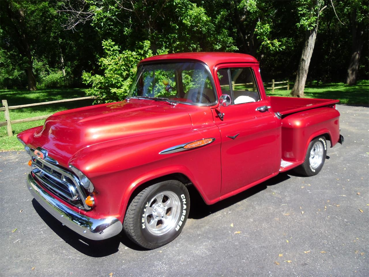 Large Picture of 1957 3100 located in Virginia Offered by a Private Seller - F250