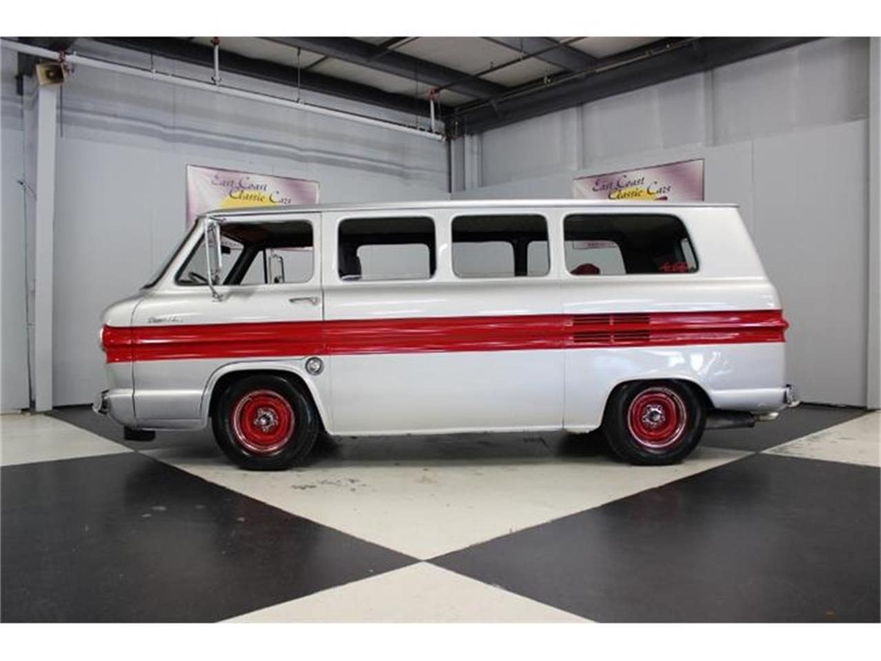 Large Picture of 1961 Van located in Lillington North Carolina - F258