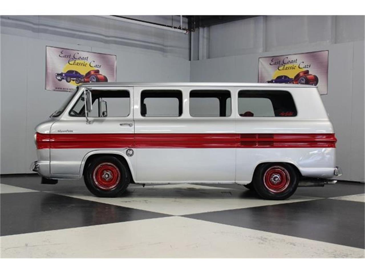 Large Picture of 1961 Chevrolet Van located in North Carolina Offered by East Coast Classic Cars - F258