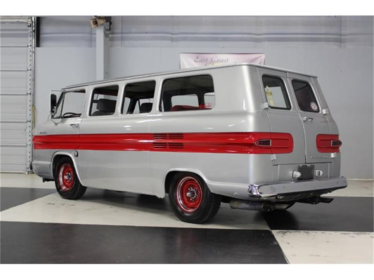 Large Picture of 1961 Van located in North Carolina Offered by East Coast Classic Cars - F258