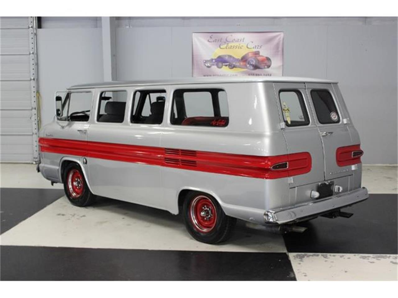 Large Picture of '61 Chevrolet Van Offered by East Coast Classic Cars - F258