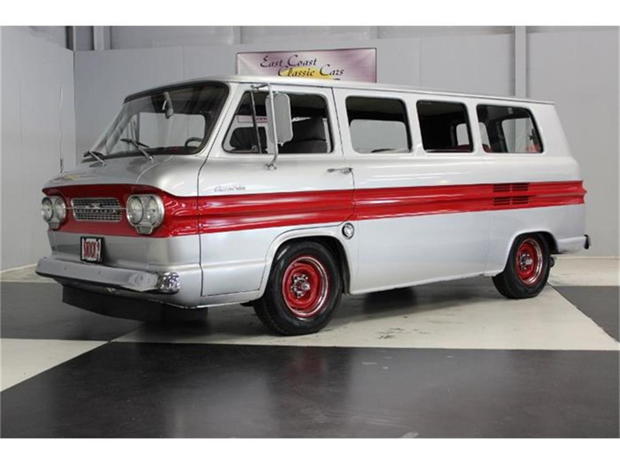Large Picture of 1961 Chevrolet Van located in Lillington North Carolina - $16,500.00 - F258