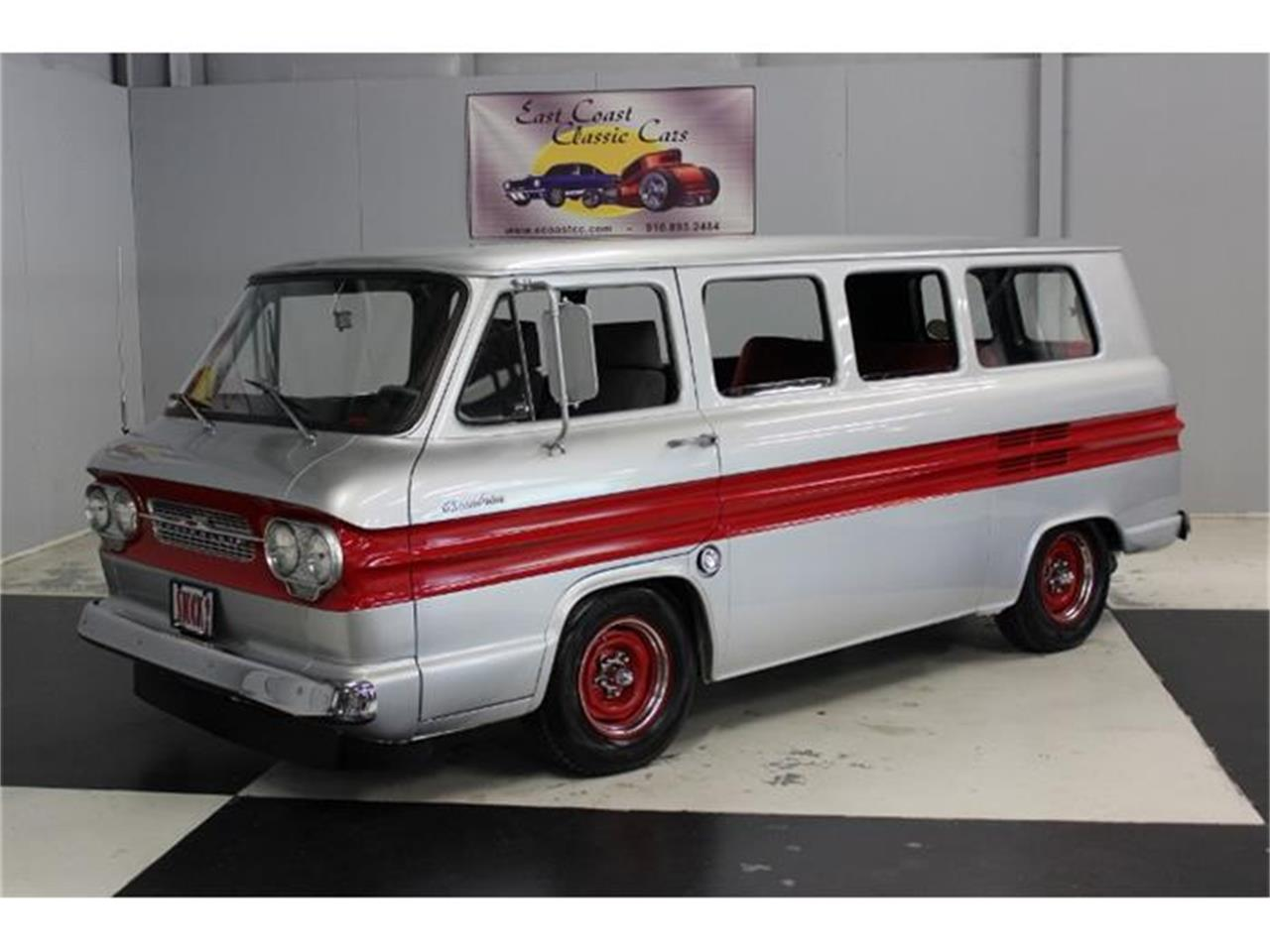 Large Picture of 1961 Van located in North Carolina - F258